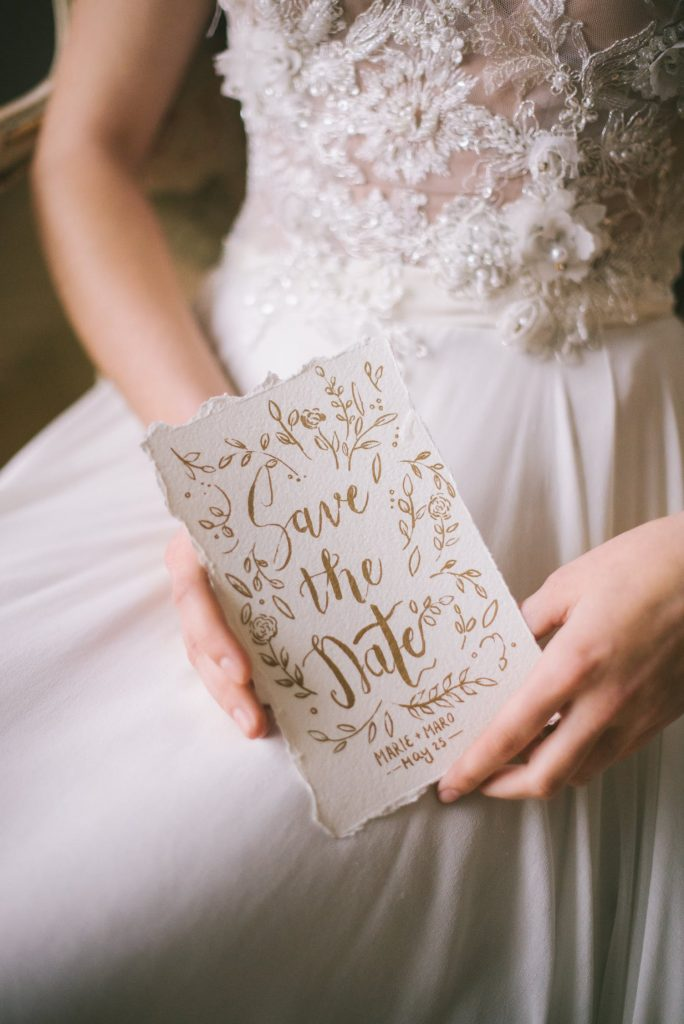 wedding stationery - pace pd